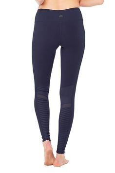 Moto Legging | Women's Yoga Bottoms at ALO Yoga