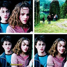 Harry Potter and Hermione Weasley, Harry Potter and the Prisoner of Azkaban, 2004