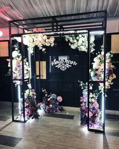 Wedding arch Wedding Entrance, Wedding Stage, Wedding Ceremony, Ceremony Backdrop, Floral Wedding, Diy Wedding, Dream Wedding, Party Decoration, Wedding Decorations