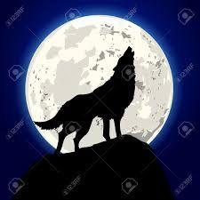 Risultati immagini per disegni stilizzati lupo che ulula