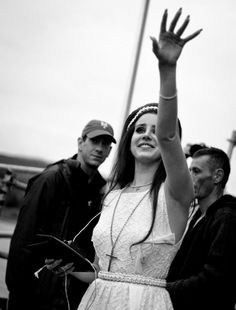 Lana Del Rey. Absolutely love how different and deep her music is.