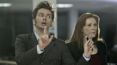 BBC - Doctor Who - The Tenth Doctor - Character Guide
