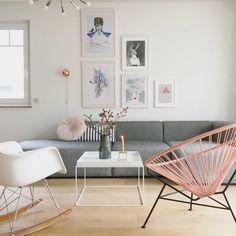 Die schönsten Wohn- und Dekoideen aus dem Februar, Foto von Mitglied Luise | #SoLebIch #wohnzimmer #livingroom #interiordesign #interior