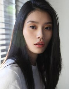 Pretty Asian, Beautiful Asian Women, Beautiful Females, Girl Face, Woman Face, Asian Woman, Asian Girl, Pretty People, Beautiful People
