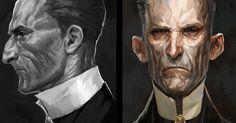 dishonored art - Поиск в Google