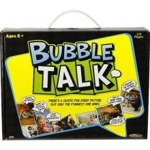 Bubble Talk a silly game that's fun to play with teens - and it helps with perspective taking.