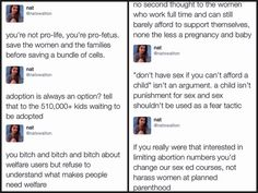 """You're not """"pro-life"""""""
