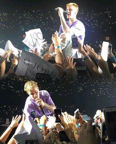 Justin in purpose tour