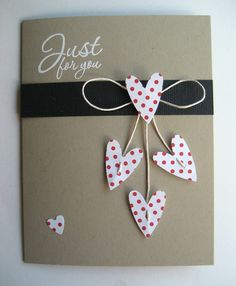 Cute card.  This designer gives ideas for the inside too