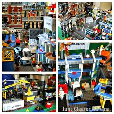 Lego city story- this is hilarious!   Great photos great story worth a read!!!!!!