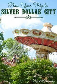 Branson, MO: Plan Your Trip to Silver Dollar City Amusement Park #ExploreBranson