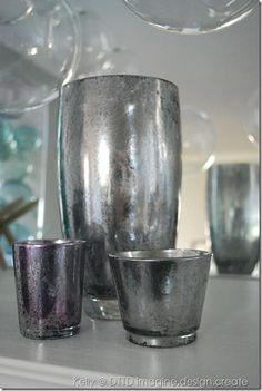 DIY Home Decor DIY mercury glass
