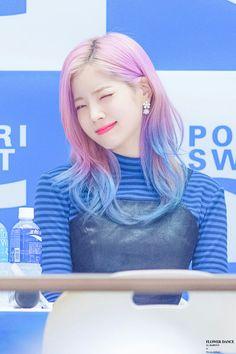 Dahyun - Twice Nayeon, Kpop Girl Groups, Korean Girl Groups, Kpop Girls, Daehyun, Pocari Sweat, Flower Dance, Twice Once, Twice Dahyun