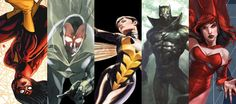 Who Should Assemble for Avengers 2?