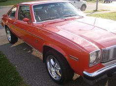 Next time I'm at Barrett Jackson, I'm going to get a 1976 Oldsmobile Omega.  Yes please.