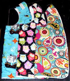 Special Bibs for Special Needs by babyblossomdesigns on Etsy, $8.50