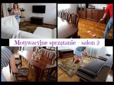 Motywacyjne sprzątanie - salon :) - YouTube Youtube, Furniture, Home Decor, Drawing Rooms, Interior Design, Home Interior Design, Youtubers, Arredamento, Youtube Movies