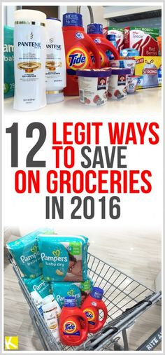 12 Ways I Saved $171.88 on My Weekly Grocery Bill