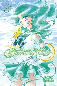 Pretty Guardian Sailor Moon Vol 6-8