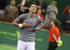 Djokovic ends Murray's 28-win streak in Qatar triumph   Djokovic won in a high-quality action-packed match between the two best players in the world lasting almost three hours.  Novak Djokovic brought world number one Andy Murray's 28-match winning streak to an end in Doha on Saturday to retain the Qatar Open title in a three-set thriller.  Serb star Djokovic won 6-3 5-7 6-4 in a high-quality action-packed match between the two best players in the world lasting almost three hours. It is…