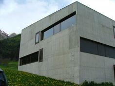 Paspels School, Valerio Olgiati | Paspels | Switzerland | MIMOA