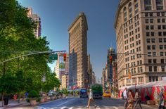 Flatiron ,Crossing 5th Avenue and Broadway , Manhattan | Flickr - Photo Sharing!