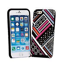 Hybrid Case for iPhone 6/6s in Northern Stripes | Vera Bradley