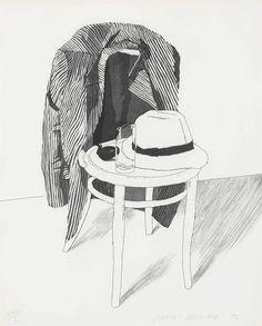 Raised On Sandwiches — David Hockney forever