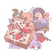 Toast ~ Felicia Choo