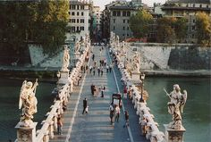 Rome, Italy---I remember walking this way....so pretty