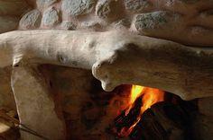 Philippitzis & associates » Λεπτομέρειες Architecture Details, Fireplaces, House Styles, Nature, Fireplace Set, Fire Places, Naturaleza, Fire Pits, Nature Illustration