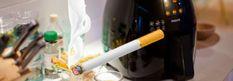 Köstliche Frikadellen aus dem Airfryer - Airfryer Rezepte Hamburger Patties, Smoking, First Aid, Recipies