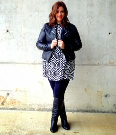 Outfit -- plus size fashion --- body diversity