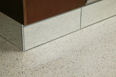 Exposed aggregate and high polished concrete floor by PCS, Perth. More #concrete on the blog.