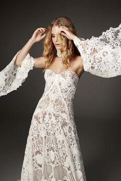 Beau Gown | Rue De Seine Wedding Dress Collection