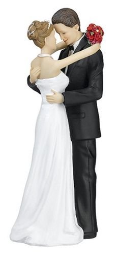 I like that it is just the couple not extra flowers or fluff but the groom looks a litle creepy.