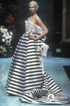 Christian Dior, Spring-Summer 1996, Couture