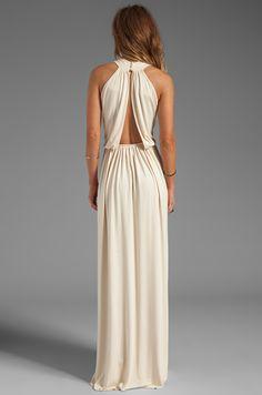 Rachel Pally Kasil Dress en Crème | REVOLVE bridesmaids?