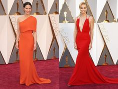 The Best Fashion Trends at the Oscars: Cate Blanchett, Alicia Vikander, and More