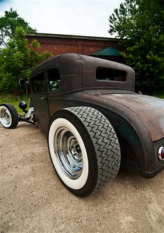 ratrod i want one