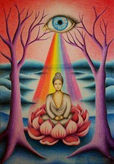 Meditate.