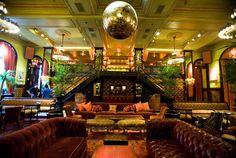 The Jane hotel in New York, voordelig overnachten (kleine kamers die lijken op scheepshutten) nabij Greenwich Village. Ook de overlevenden van de Titanic ramp logeerden hier.