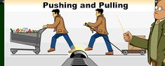 Pushing and Pulling Activity