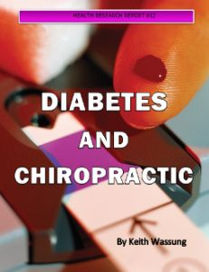 Type I Diabetes Improves with Chiropractic