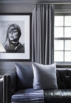 Grey Grey Grey | Lisa Friedman Design