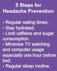 According to headaches.org headaches in children cause problems at least 15 days per month in 10.3 million kids. These US statistics astound and horrify me. What are we doing about it? Here are 5 tips for children with headaches www.MigraineSavvy.com