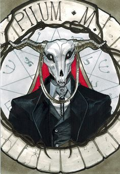 om - WIP-ish Elias Ainsworth by xxdhxx on DeviantArt Elias Ainsworth, The Ancient Magus Bride, Anime Tattoos, Dope Art, Manga Games, Geek Culture, Animes Wallpapers, Movies Showing, Occult