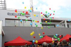 The new Ronald McDonald House in Malaga, Spain.
