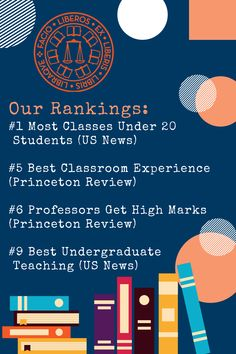 """""""This time of year I get lots of questions about how St. John's ranks compared to other colleges. Who doesn't want to go to the best college? But here's the problem: most rankings don't tell you which college is best for you."""" Princeton Review, College Fun, Colleges, Student, Teaching, University, Education, College, Onderwijs"""
