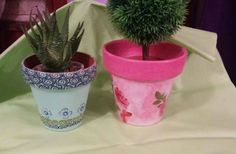 Planter Pots, Ideas, Plant Pots, The Creation, Manualidades, Thoughts